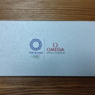 OMEGA - オメガ東京オリンピックピンバッジ(非売品)