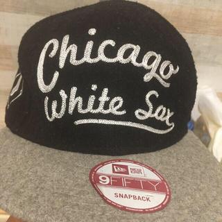 ニューエラー(NEW ERA)のNEW ERA Chicago white sox キャップ(キャップ)