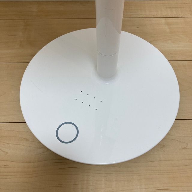 BALMUDA(バルミューダ)のBALMUDA バルミューダ GreenFan2 ホワイト×グレー  スマホ/家電/カメラの冷暖房/空調(扇風機)の商品写真