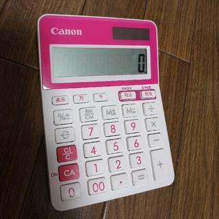 Canon 電卓 LS-103TUC