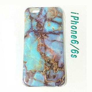 特別SALE!iPhone6/6s アイフォンケース 大理石柄