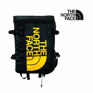 ザノースフェイス(THE NORTH FACE)の【未使用に近い】THE NORTH FACE ボックス型 キッズ デイパック(バッグパック/リュック)
