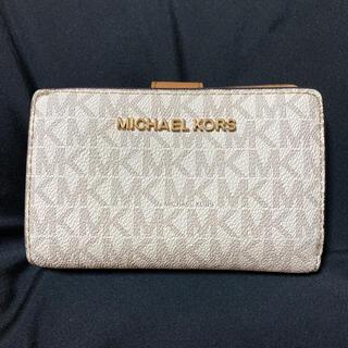 Michael Kors - MICHAEL KORS マイケルコース 二つ折り財布