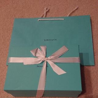 Tiffany & Co. - ティファニー カップ セット 箱 ショップバッグ付き
