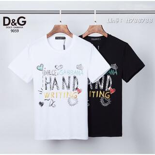 DOLCE&GABBANA - 2枚10000 DOLCE&GABBANA Tシャツ 半袖 #48