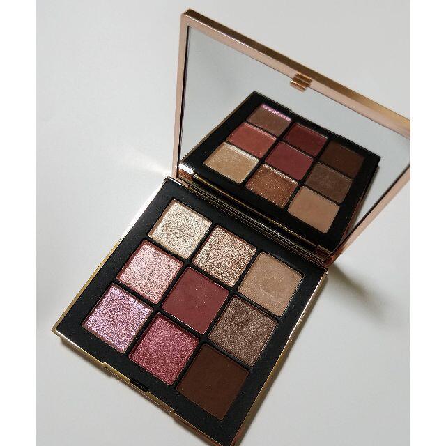 NARS(ナーズ)のNARS アンインヒビテッド アイシャドーパレット コスメ/美容のベースメイク/化粧品(アイシャドウ)の商品写真