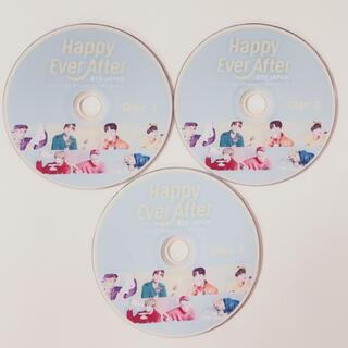 防弾少年団(BTS) - BTS Happy ever after Japan DVD