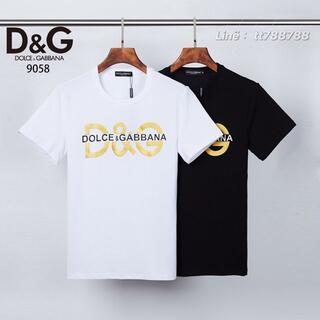 DOLCE&GABBANA - 2枚10000 DOLCE&GABBANA Tシャツ 半袖 #49