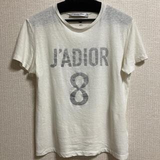 Christian Dior - ディオール J'ADIOR 8 Tシャツ リネン & コットンジャージー