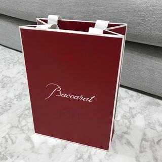 バカラ(Baccarat)のバカラ Baccarat ショップ袋 紙袋(ショップ袋)