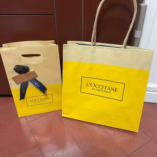 L'OCCITANE - プレゼント袋  ショッパー