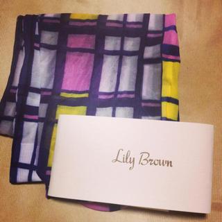 リリーブラウン(Lily Brown)のLily Brown タイツ。(タイツ/ストッキング)