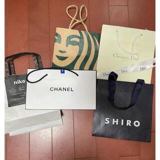 CHANEL - ショッパー プレゼント袋