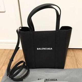 Balenciaga - BALENCIAGA バレンシアガ エブリデイトートバッグ XXS ブラック