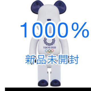 MEDICOM TOY - ベアブリック オリンピック2020 1000%