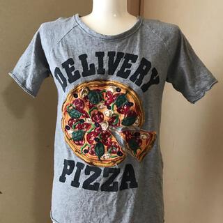 ラフ(rough)のラフ ピザ Tシャツ(Tシャツ/カットソー(半袖/袖なし))