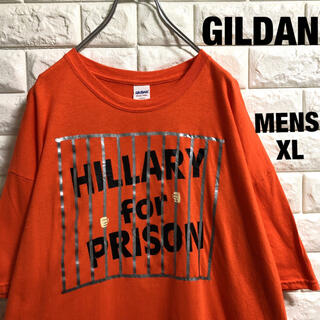 GILDAN - アメリカ古着 ギルダン プリント プリントTシャツ メンズXLサイズ