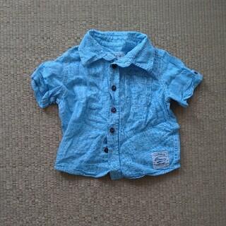 ニシマツヤ(西松屋)の子供部屋半袖 90cm 美品(Tシャツ/カットソー)