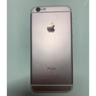 iPhone - iPhone6s (32GB) スマホ 本体 Rose Gold