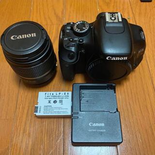 Canon - Canon EOS KISS X5 ボディ キットレンズ付き