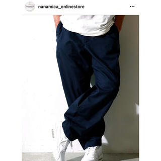 THE NORTH FACE - オンライン限定 Stretch Twill Wide Tapered Pants