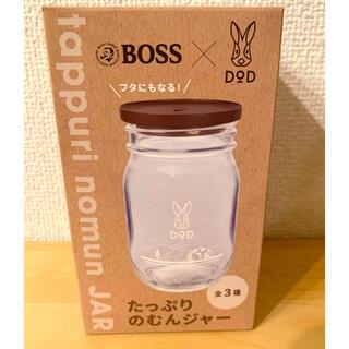 ドッペルギャンガー(DOPPELGANGER)のDOD boss たっぷりのむんジャー ブラウン(グラス/カップ)
