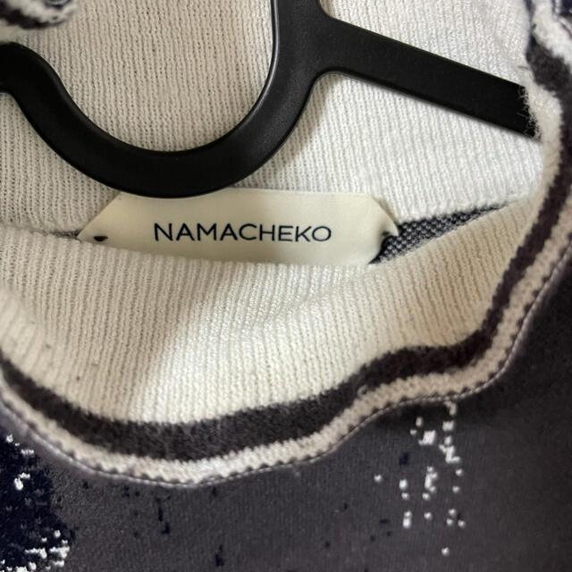 LEMAIRE(ルメール)のNAMACHEKO 20AW タートルネック メンズのトップス(ニット/セーター)の商品写真
