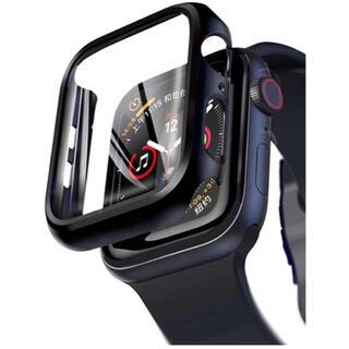 Apple Watch カバー ケース ブラック 40mm   2枚入り