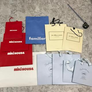 familiar - ブランド 紙袋