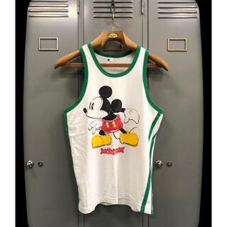 Disney - DISNEY Official Mickey Mouse Tank top