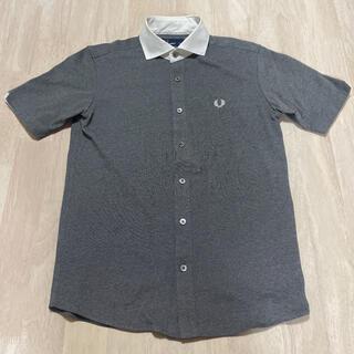 フレッドペリー(FRED PERRY)のBEAMS別注 カッタウェイカラー 半袖ボタンシャツ(ポロシャツ)