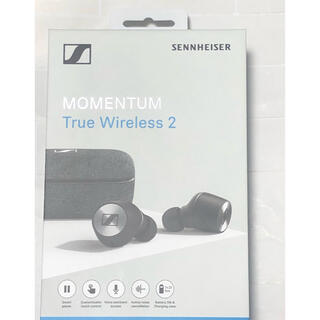 SENNHEISER - SENNHEISER MOMENTUM True Wireless2です。
