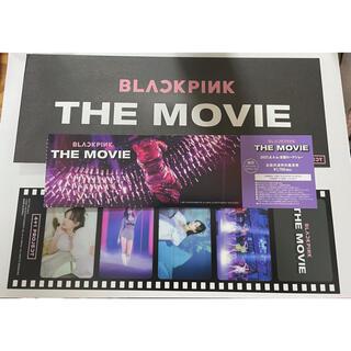BLACKPINK THE MOVIE ジェニー 前売り券 特典付き