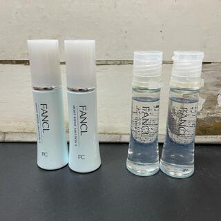 ファンケル(FANCL)のモイストリファイン化粧液 しっとりa 30ml&乳液しっとり 30ml2セット(化粧水/ローション)
