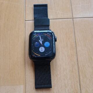 Apple Watch - Apple Watch SE GPS 44mmスペースグレイ AppleCare