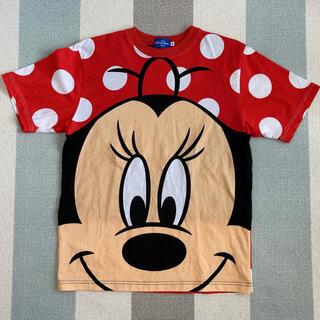 ミニーマウス(ミニーマウス)のミニー Tシャツ ディズニー(Tシャツ(半袖/袖なし))
