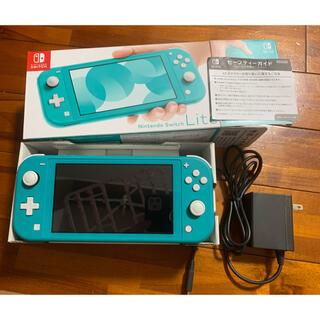 Nintendo Switch - 美品 スイッチlite