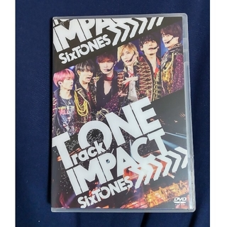Johnny's - TrackONE-IMPACT- 通常盤DVD