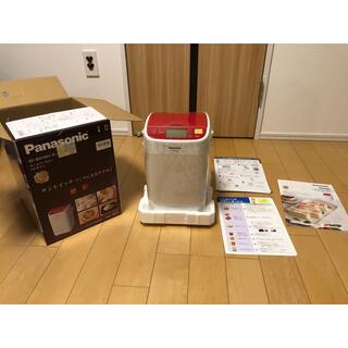 Panasonic - 【新品未使用】Panasonic SD-BH1001-R ホームベーカリー