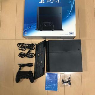 PlayStation4 - SONY PlayStation4 本体 CUH-1200AB01 500GB