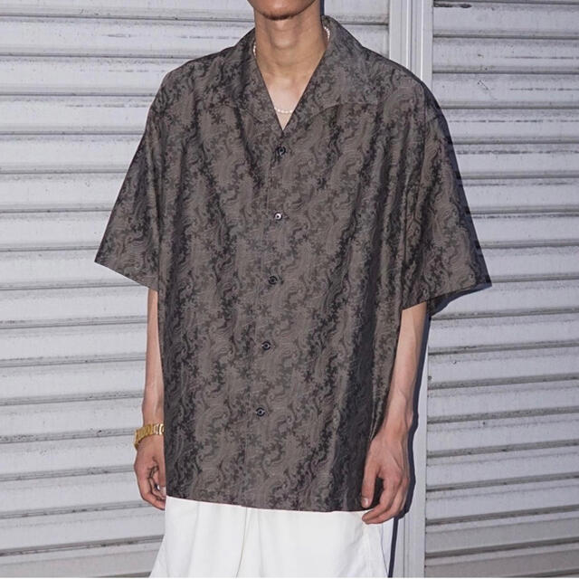 Needles(ニードルス)のイタリアンカラーシャツ メンズのトップス(シャツ)の商品写真