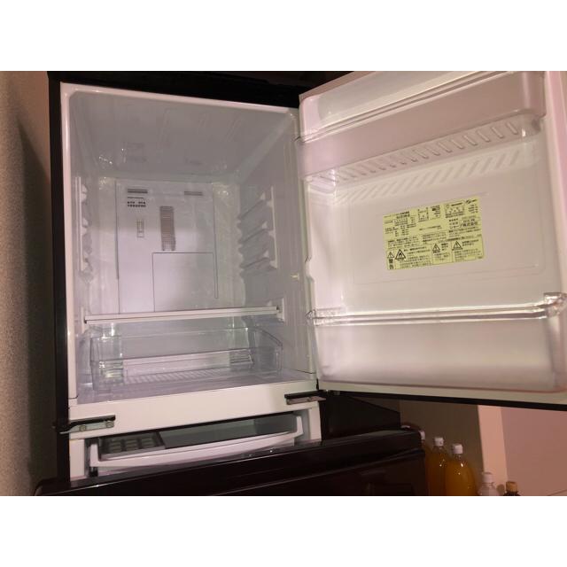 SHARP(シャープ)の2016年式シャープ製冷蔵庫137L 一人暮らし向き ドア開き方向変更可 美品 スマホ/家電/カメラの生活家電(冷蔵庫)の商品写真