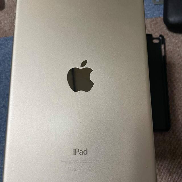 Apple(アップル)のiPad mini4WiFiモデル 美品 128GB ゴールド スマホ/家電/カメラのPC/タブレット(タブレット)の商品写真