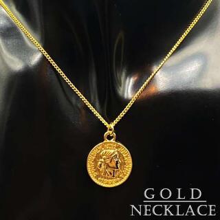アクセサリー ゴールド ネックレス シルバー925 カレッジリング A405 F