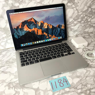 Mac (Apple) - 最上位CTO MacBook pro retina 13インチ 2015