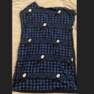 グラニフ(Graniph)のグラニフ 青 ワンピース チュニック 福袋(ひざ丈ワンピース)