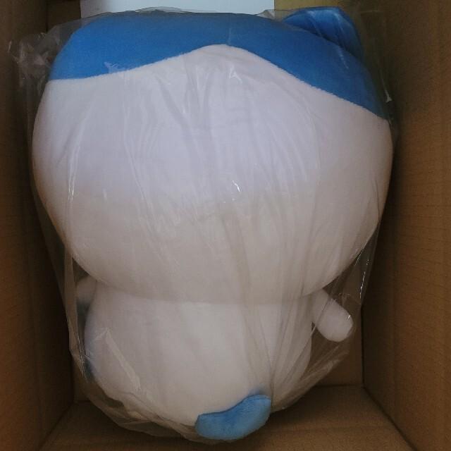 サンエックス(サンエックス)の新品タグ付き未開封✩.*˚ちいかわ 超BIGぬいぐるみ ハチワレ エンタメ/ホビーのおもちゃ/ぬいぐるみ(ぬいぐるみ)の商品写真
