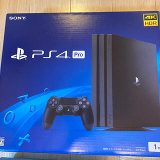 PlayStation4 - PlayStation4 Pro 本体 CUH-7200BB01 美品
