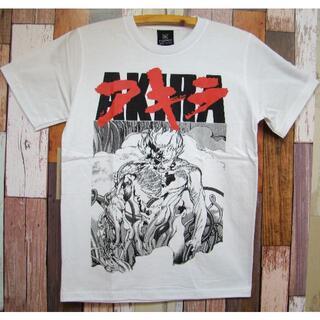 XL/白★新品 島鉄雄★覚醒★アキラ【AKIRA】KRFT★Tシャツ