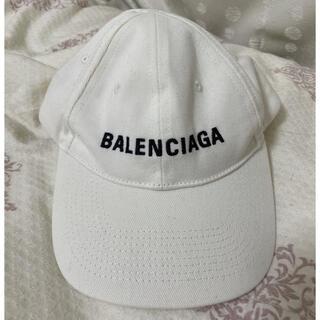 バレンシアガ(Balenciaga)のBALENCIAGA バレンシアガ キャップ帽子(キャップ)